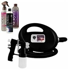 Fascination Spray Tanning Kit Machine Bundle With Norvell Venetian And ONE Tan