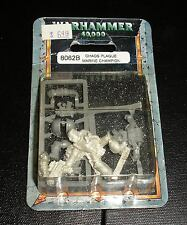 40k Rare oop Blister Metal Chaos Plague Space Marine Death Guard Nurgle Champ 2