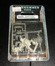 40k Rare oop vintage Metal Chaos Plague Space Marine Death Guard Nurgle Champ 2