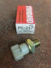 NOS Standard PS-217 Oil Pressure Switch fits 88-90 Pontiac LeMans
