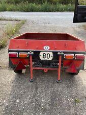Pkw Anhänger Hp 280 DDR