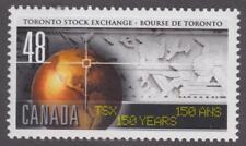 CANADA 2002 #1962 Toronto Stock Exchange - MNH
