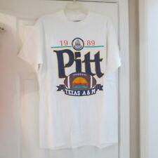 1989 John Hancock Bowl Pitt Panthers/Texas A&M XL T-Shirt