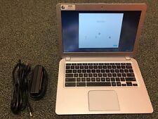 """Toshiba Chromebook 13.3"""" Laptop CB30-A3120 w/ HDMI Bluetooth webcam FREE SHIP #C"""