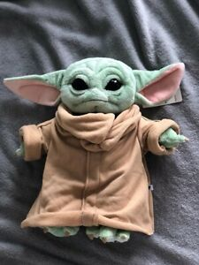 STAR WARS THE MADALORIAN BABY YODA GROGU THE CHILD LIMITED EDITION BUILD A BEAR