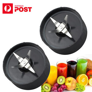 2x For Magic Bullet 250W Extractor Blade Juicer Cross Blender Replacement Part