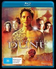 PRE ORDER: CHILDREN OF DUNE (James McAvoy) -  Blu Ray - Sealed Region B