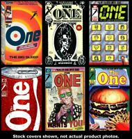 One, The 1 2 3 4 5 6 Complete Set Run Lot 1-6 VF/NM