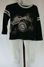 Multi Brand Toddler Boys 2 PIece T-Shirt Pants Outfit Set Size 4T NEW