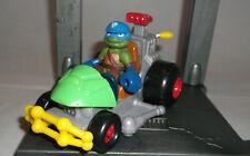 Half Shell Heroes Hero Ninja Turtle Loose Figure - Patrol Buggy with Leo
