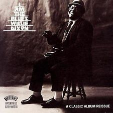I Am the Blues by Willie Dixon (CD, Aug-1993, Legacy)