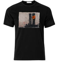 Day 15 Banksy  - Graphic Cotton T Shirt Short & Long Sleeve