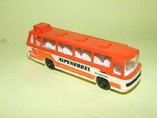 BUS CAR MERCEDES 0302 Alpenvogel N°51 Made GREECE