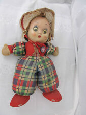 ANTIQUE GOOGLY EYE MARY LOU BY GUND PRODUCTS 1950'S