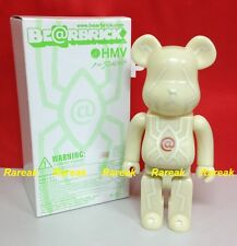 Medicom Be@rbrick 2003 HMV Pushead GID 400% Spider Eye Glow in Dark Bearbrick