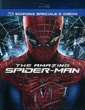 THE AMAZING SPIDER-MAN  2 BLU-RAY    FANTASCIENZA