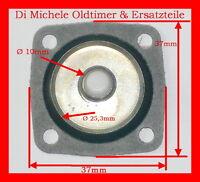 34 ICH Weber Vergaser Fußdichtung 34 ICT Dichtung,Gasket,Materialstärke 0,8mm