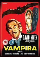 Vampira  - DVD NEW & SEALED - David Niven