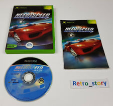 Microsoft Xbox - Need For Speed Poursuite Infernale 2 PAL