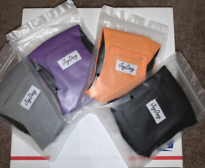 Lot of 4-Joy Daog Puppy Diapers XS Washable Belly Bands Dog Wraps-Variety Colors