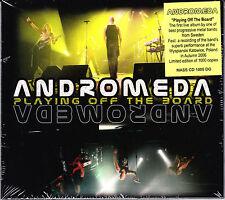ANDROMEDA playing off the board ltd. Edition Digipack CD NEU OVP/Sealed