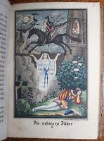 1837 Lina's Mährchenbuch Eine Weihnachtsgabe Band 1 & 2 Second Edition AL GRIMM
