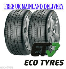 2X Tyres 255 50 R19 103W Pirelli PZero Rosso E B 71dB