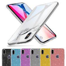 Ultra Thin Slim TPU Gel Skin Cover Case for Apple iPhone 6 7 8 Plus Xs Xs Max XR