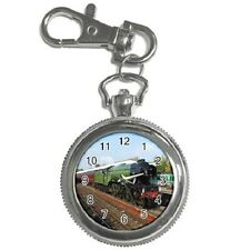 THE FLYING SCOTSMAN CLASSIC KEYCHAIN  WATCH **BRILLIANT GIFT ITEM**