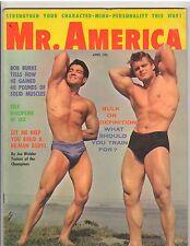 Mr America Bodybuilding Magazine/Ernie Lopez+Clement Desjardins 4-59