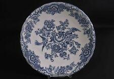 Bristol / Crown Ducal / English Ironstone / Kuchenteller / Dessertteller / Blau