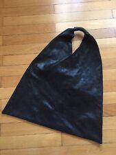 Original Margiela Japan Tasche Bag Aus Schwarzem Leder! Groß!