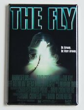 The Fly (1986) Fridge Magnet movie poster