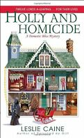 Holly and Homicide: A Domestic Bliss Mystery (Dome