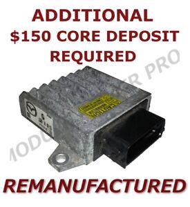 REMAN 2010-2011 Mazda 3 2.5L TCM TCU Transmission Control Module >EXCHANGE<