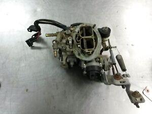 91W006 Carburetors 1982 Dodge Aries 2.2