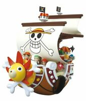One Piece Sound Thousand Sunny Figure Bandai Pirate Ship Japan Gift Anime Manga