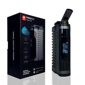 FENiX 2.0 Vaporizer *Gun Metal* / Phyto-Verdampfer *KEIN TABAK/OHNE NIKOTIN*