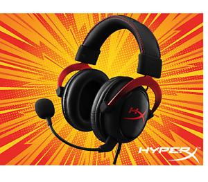 SALE HyperX Cloud II 7.1 Surround Gaming Headset PS4 XBOX PC DETACHABLE GRADE B