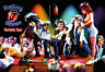 Rolling Stones Geriatric Tour Blechschild Schild Tin Sign 20 x 30 cm FA0098