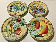 "New ListingAndrea By Sadek Trade Winds 8"" Salad & Dessert Plates by Siddhia Hutchinson"