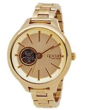 Gold Plated Case Polished 100 m (10 ATM) Wristwatches