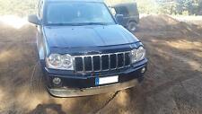 - Bogue-Deflector Capots protection Jeep Grand Cherokee. ANNÉE DE CONSTRUCTION 2005-2010
