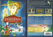RARE / WALT DISNEY : PETER PAN ( EDITION COLLECTOR 2 DVD )