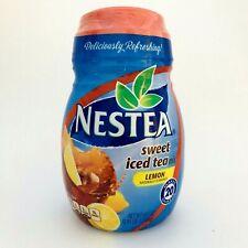 Nestea Sweet Iced Tea Mix Lemon Instant Powdered 45.1oz Discontinued New Sealed