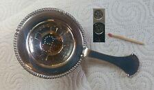 Georg Jensen - 830 danish silver - Beaded - Tea strainer