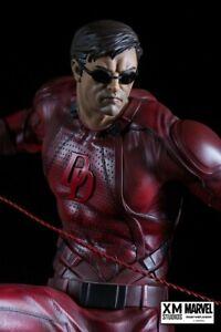Marvel XM Studios 1/4 Daredevil   Figure Statue Sideshow Bowen Spider-Man SEALED