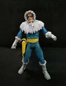 Captain Cold DC Universe Classics DCUC 2009 Atom Smasher Wave 7 Mattel Figure