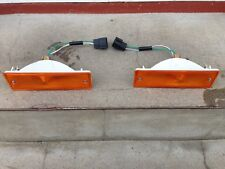 toyota corolla Levin uk ae86 jdm zenki Front Bumper Indicator lights jdm 83-85