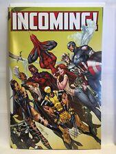 Incoming #1:100 Hidden Gem J Scott Campbell Variant Cover NM- 1st Print